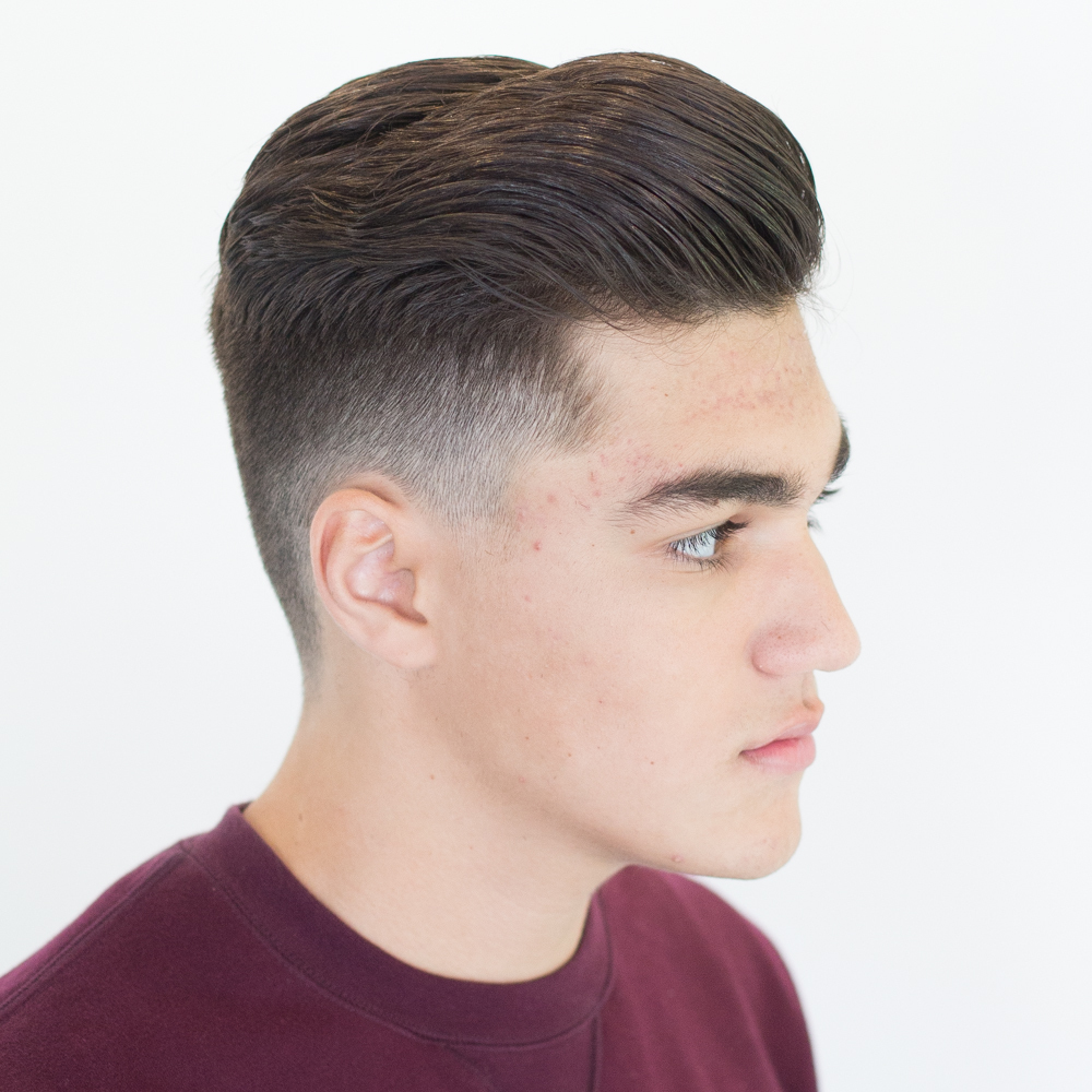 Mens Haircut - Hair Salon North Vancouver - Hairsoda